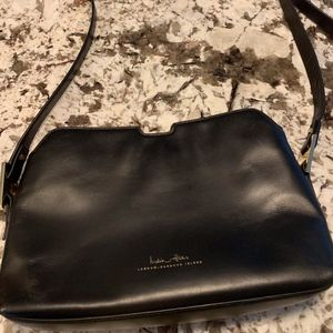 India Hicks Maddison May black crossbody bag